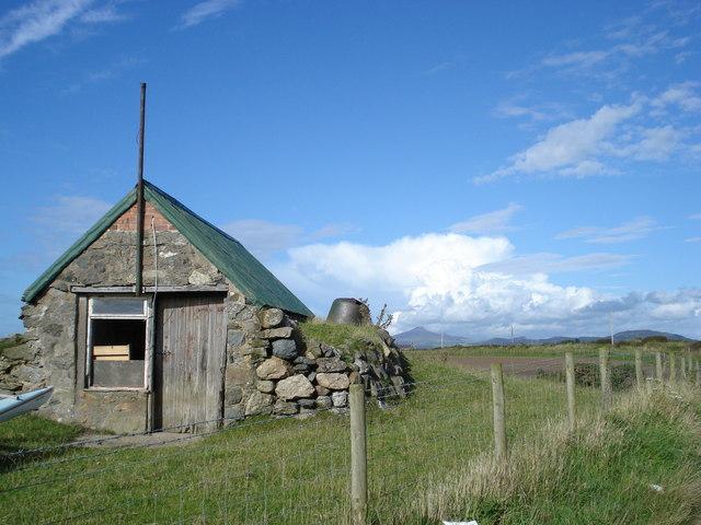 Outbuilding at Towyn Farm