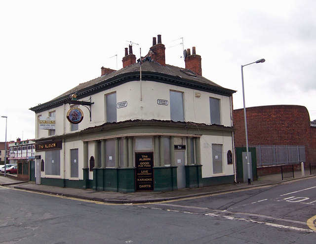 The Albion Public House - Now Closed