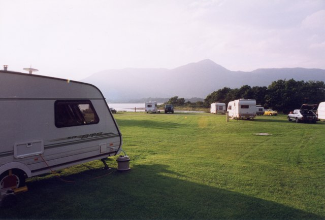 Bunree Caravan Club Site
