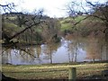 ST6964 : Northern Lake in Newton St.Loe College by Rick Crowley