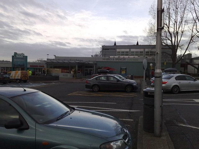 Toddington Services M1 Northbound