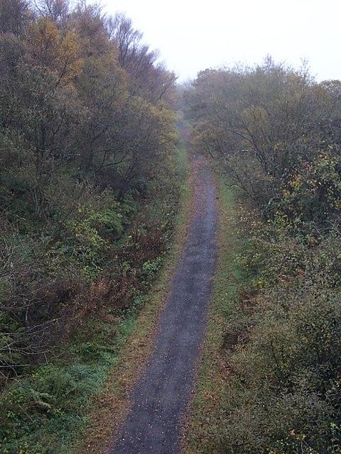 The Waskerlay Way from Cuckoo Bridge