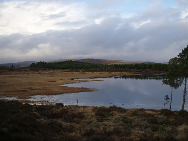 Banks of Loch Cathrine