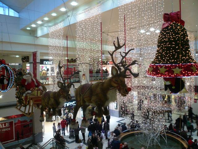 Victoria Centre - Christmas 2007