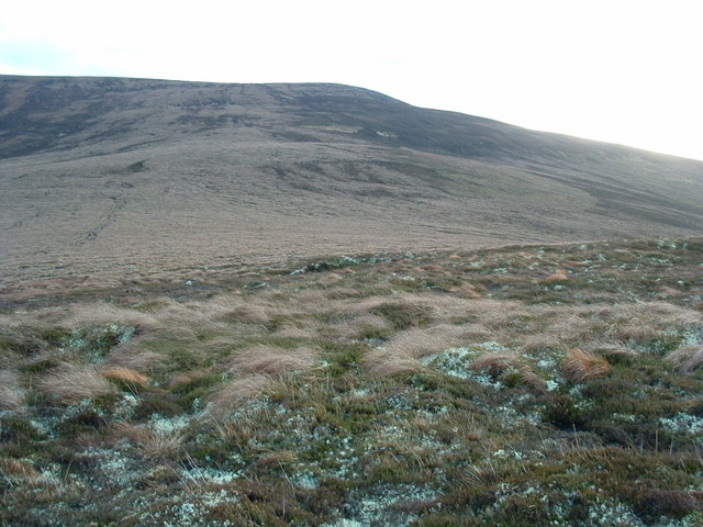 Looking towards Lag Buidhe