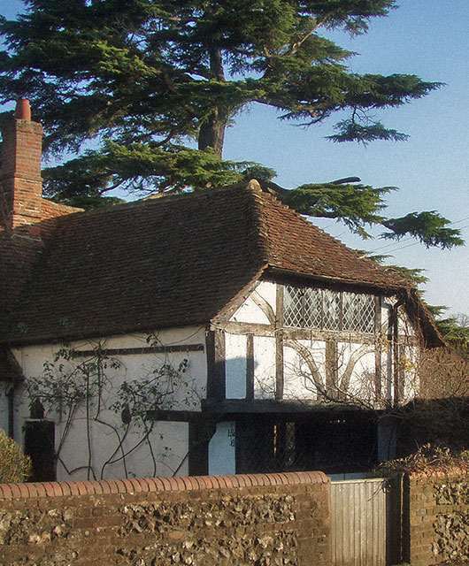 A cottage in Whitchurch-on-Thames