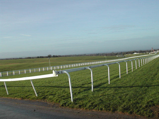 Finishing straight, Epsom Downs