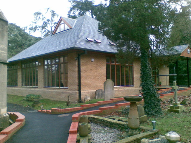 St Mary's Church Hall, Long Ditton