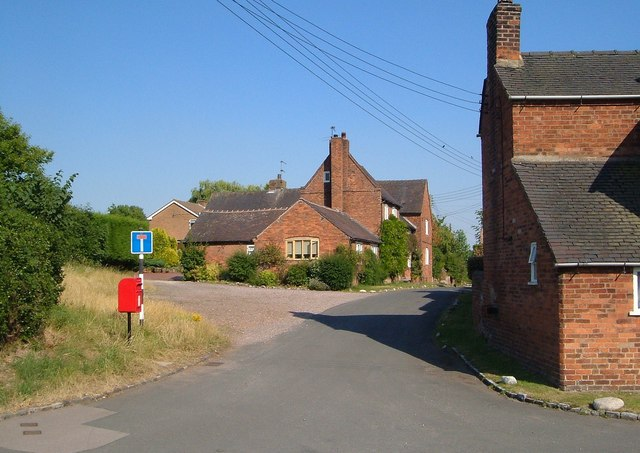 The Old School House, Chebsey