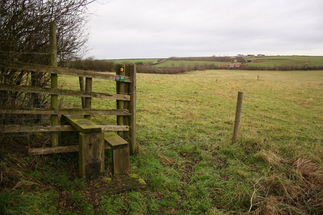 Stile at Greetham
