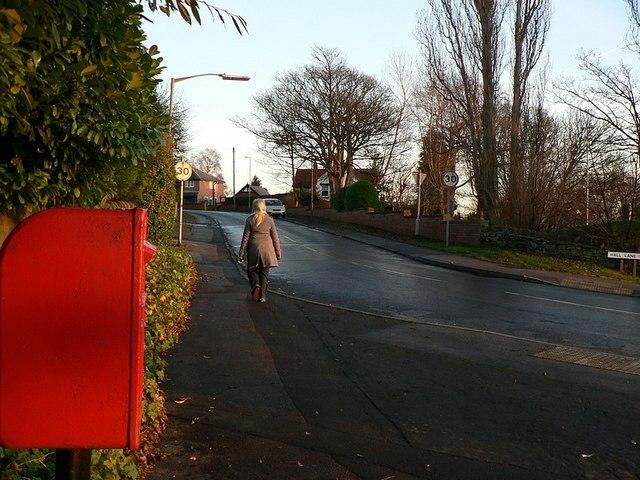 Hall Lane, Horsforth