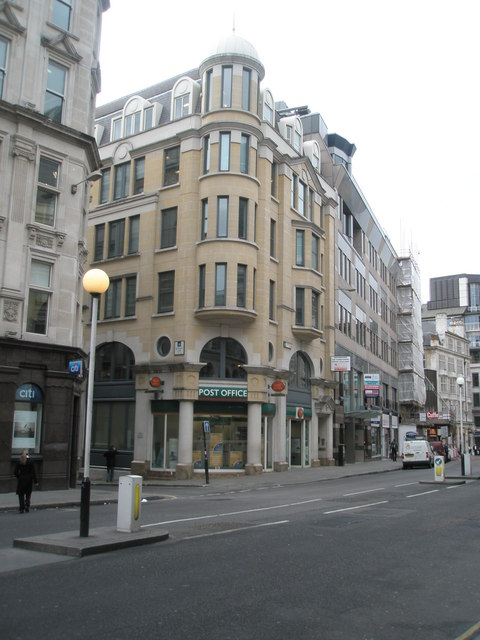 Post Office in Eastcheap