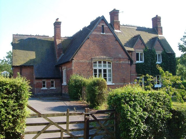 Village Hall and School House, Chebsey