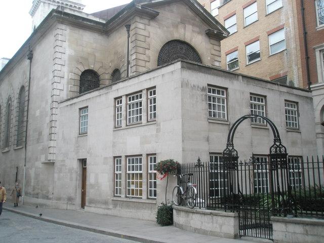 Rear of St Edmund