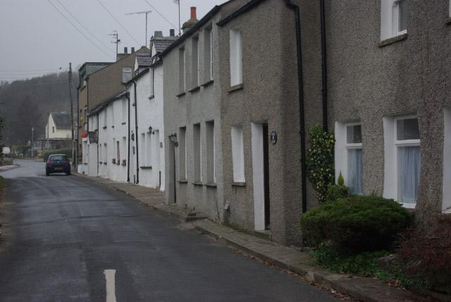 Main Street, Levens