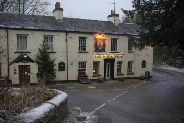 The Wheatsheaf, Brigsteer