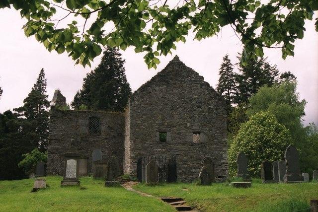 Old Blair Church