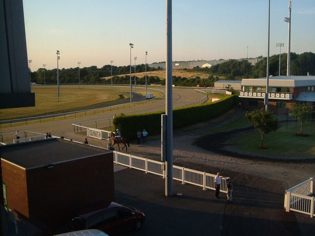 Dunstall Park racecourse, Wolverhampton