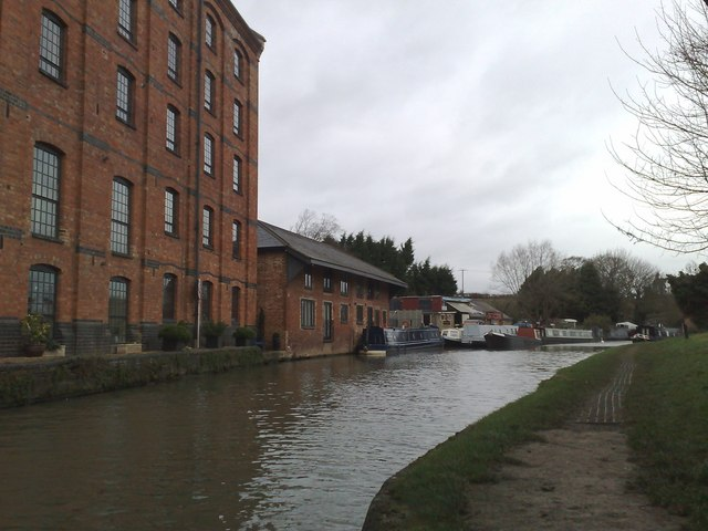 Blisworth Mill and Boat Yard