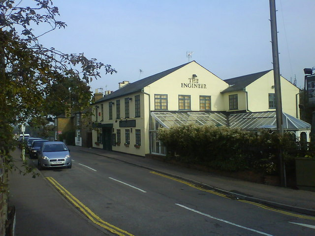 The Engineer Public House  Harpenden