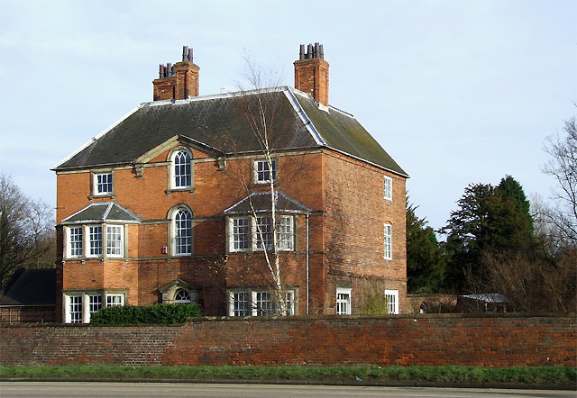 The Old Rectory, Himley, Staffordshire