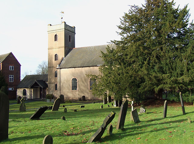 The Church of St Michael, Himley, Staffordshire