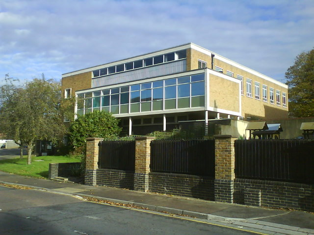Telephone Exchange Harpenden