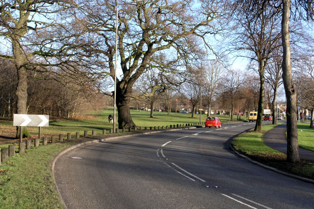 Longmoor Road - Long Eaton