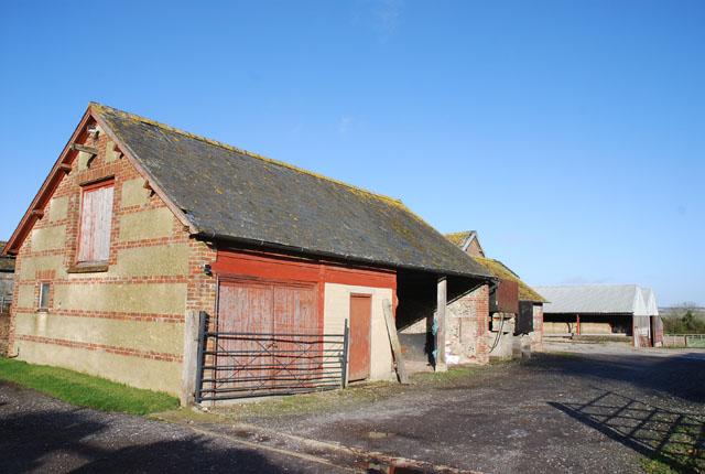 Woodminton Farm buildings