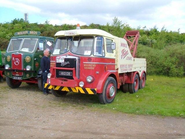Vintage Commercial vehicles.