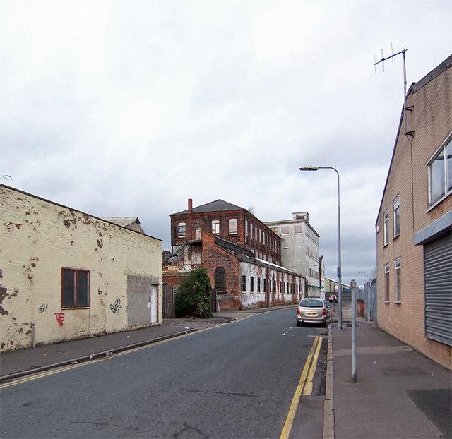 Caroline Street, Hull