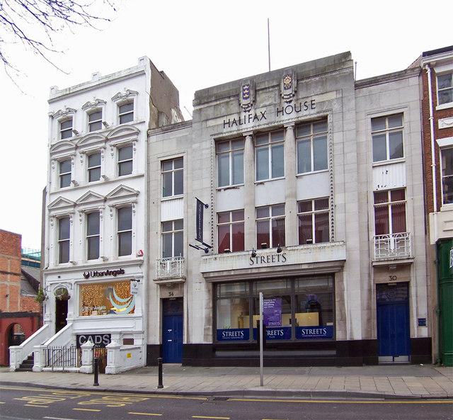 Halifax House, 30-34 George Street, Hull