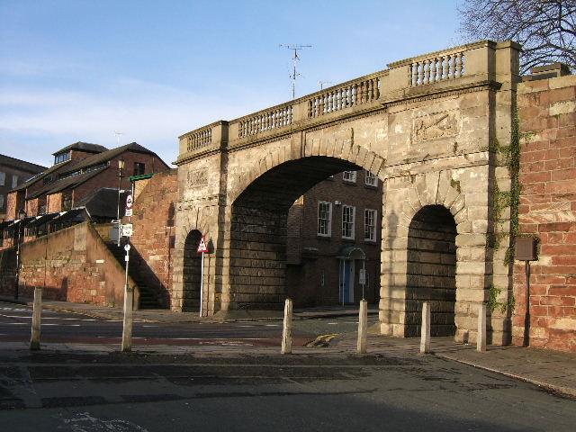 Bridgegate Chester