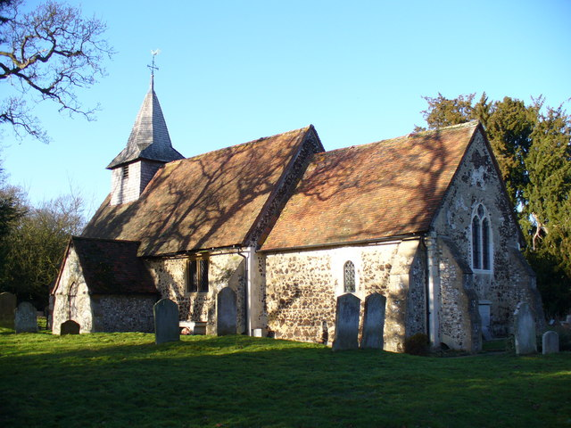 Pyrford Church