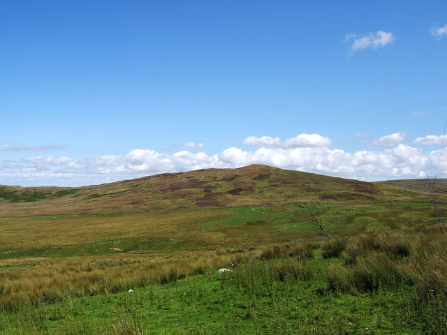 Beneraird Hill near to Ballantrae and Colmonell