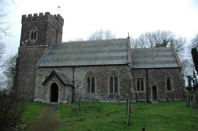 Romansleigh Church