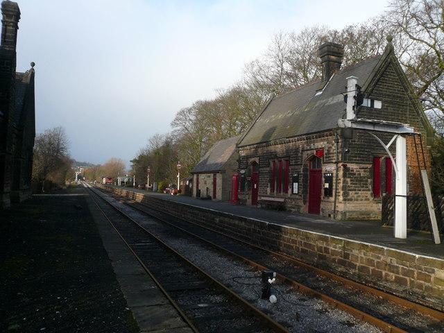 Darley Dale Station