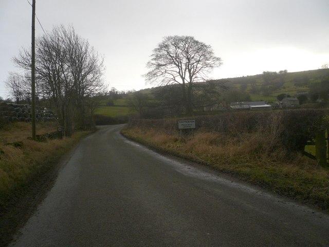 Approaching Snitterton