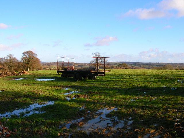 Waterlogged Field, Toll Farm