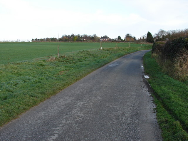 The Road to Edlington