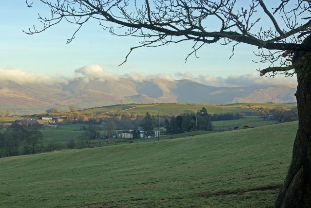 View over Holme Park Farm