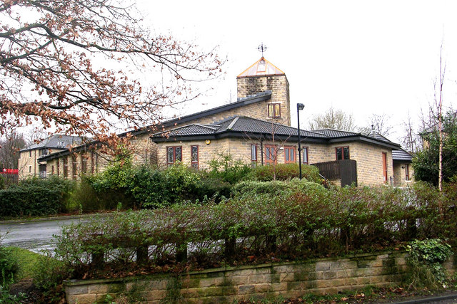 St Mary's & St Monica's Catholic Church - Cottingley New Road