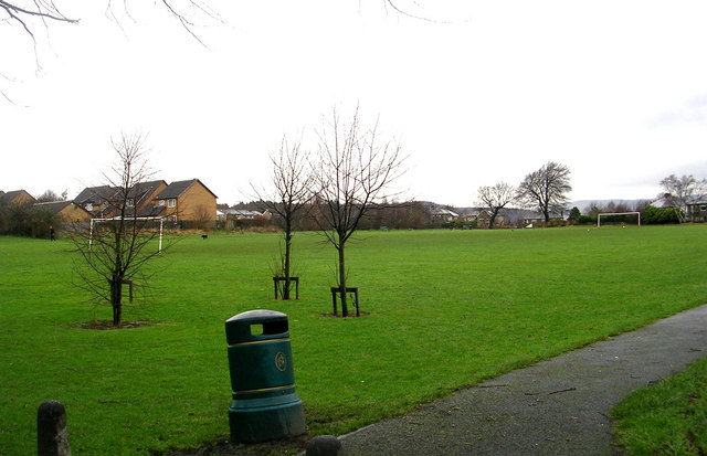 Playing Field - Manor Road, Cottingley