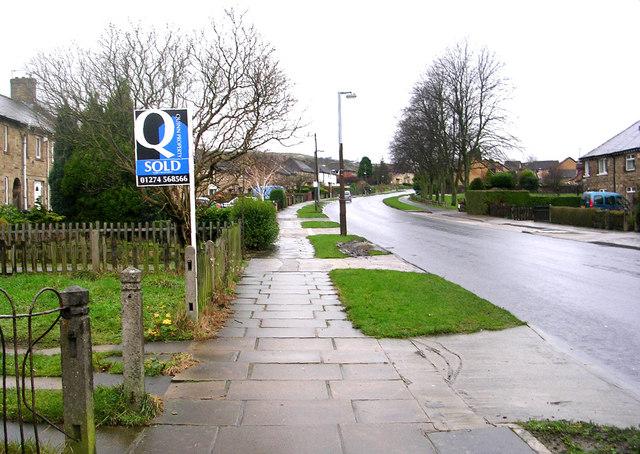 Manor Road - Cottingley