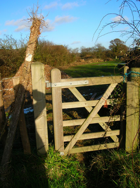 Footpath to Nowhere