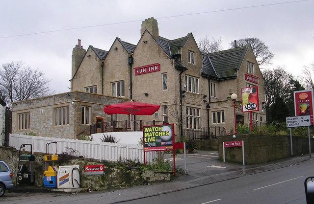 Sun Inn - Cottingley New Road