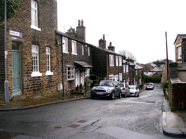 Smith Street - Cottingley