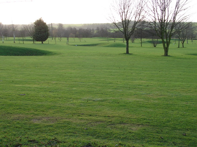 Horncastle Golf and Country Club from the Roadside
