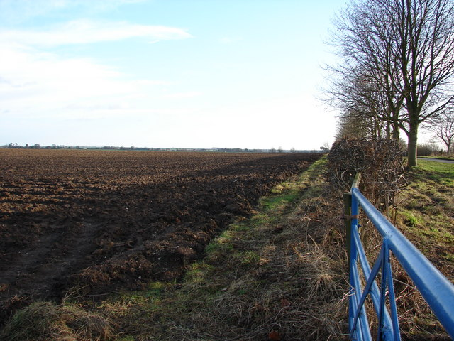 Looking Towards West Ashby