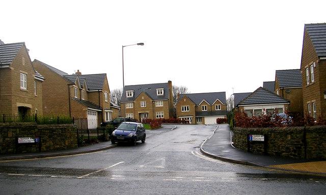 Lysander Way - Cottingley Moor Road